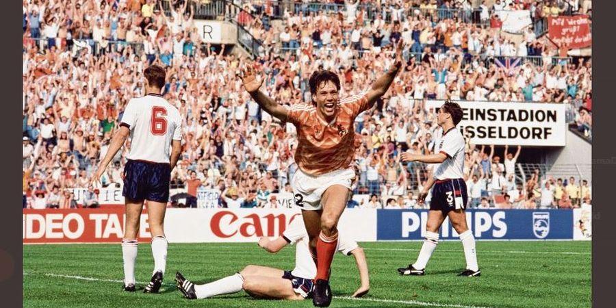 On This Day - 15 Juni 1988, Marco van Basten Ciptakan Neraka bagi Timnas Inggris