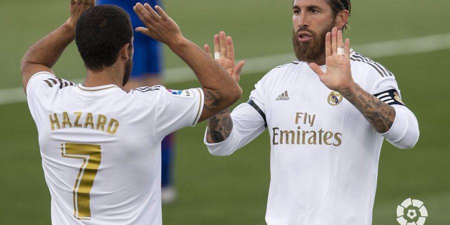 LINK LIVE STREAMING Athletic Bilbao vs Real Madrid - Jauhi Barcelona Tanpa Hazard