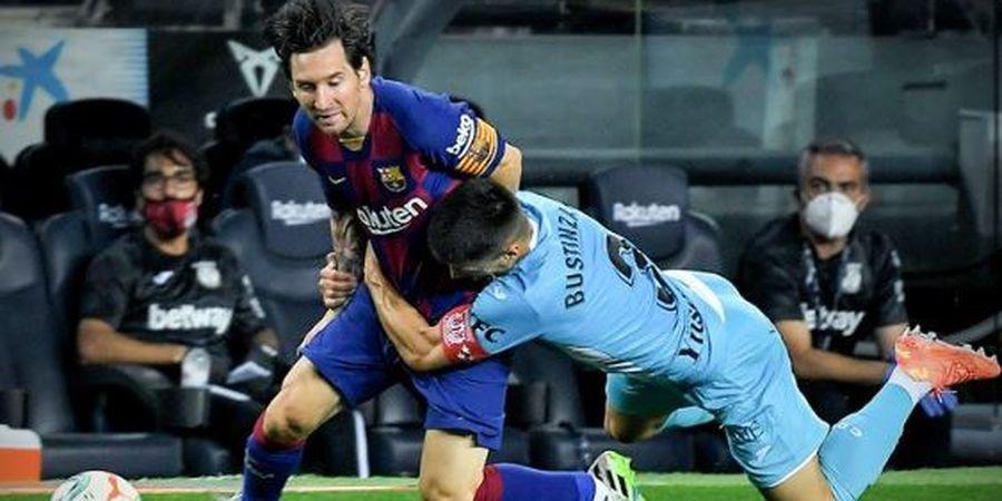 Presiden LaLiga Memohon Lionel Messi untuk Bertahan di Barcelona