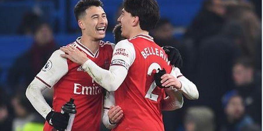 Arsenal Diklaim Menawarkan Hector Bellerin ke Paris Saint-Germain