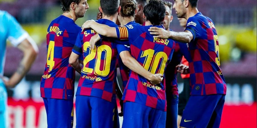 Jadwal Liga Spanyol Malam Ini - Sevilla vs Barcelona, Target 5 Poin Lagi atas Real Madrid