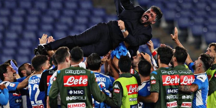 Sebelum Tunjuk Gennaro Gattuso, Napoli Sempat Bujuk Mantan Pelatih Juventus