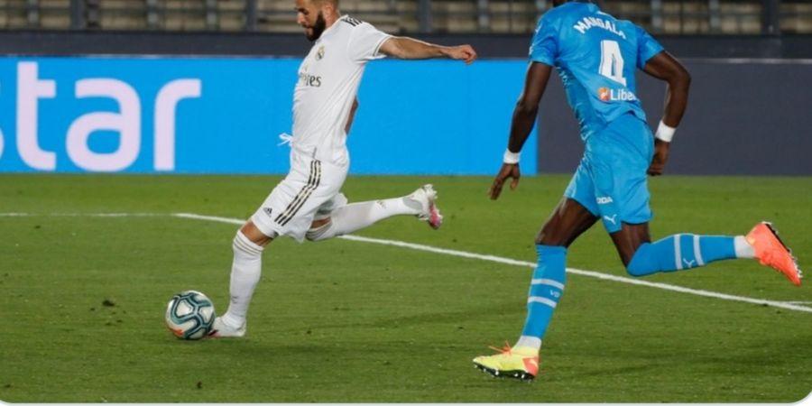 Lampaui Rekor Legenda Real Madrid, Karim Benzema Pemain Tersubur Ke-5 Sepanjang Masa
