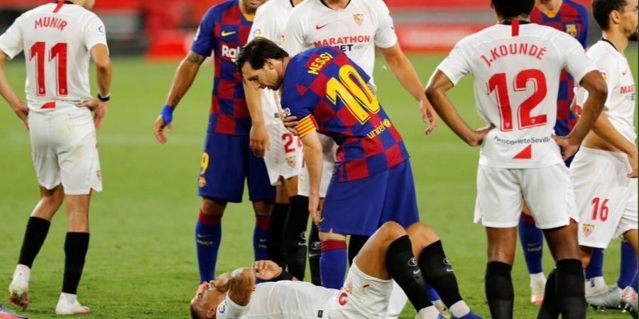 Video Nutmeg Paling Ciamik yang Pernah Dilakukan Lionel Messi