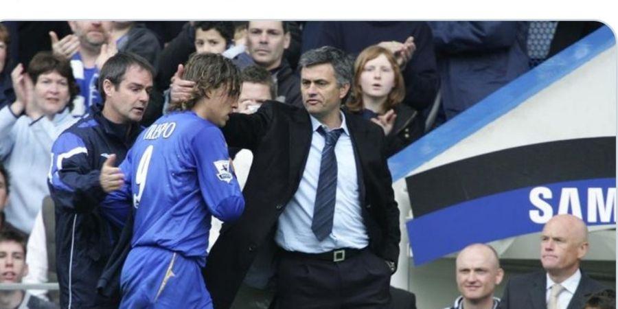 Pemain Tersubur Liga Italia 2000-2001 Ingin Ikuti Jejak Jose Mourinho di Liga Inggris