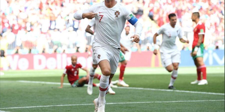 ON THIS DAY - Gol Ke-85 Cristiano Ronaldo buat Timnas Portugal
