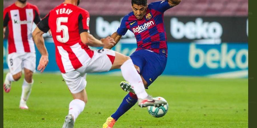 Luis Suarez Akui Nasib Barcelona di Liga Spanyol Kini Tergantung kepada Real Madrid
