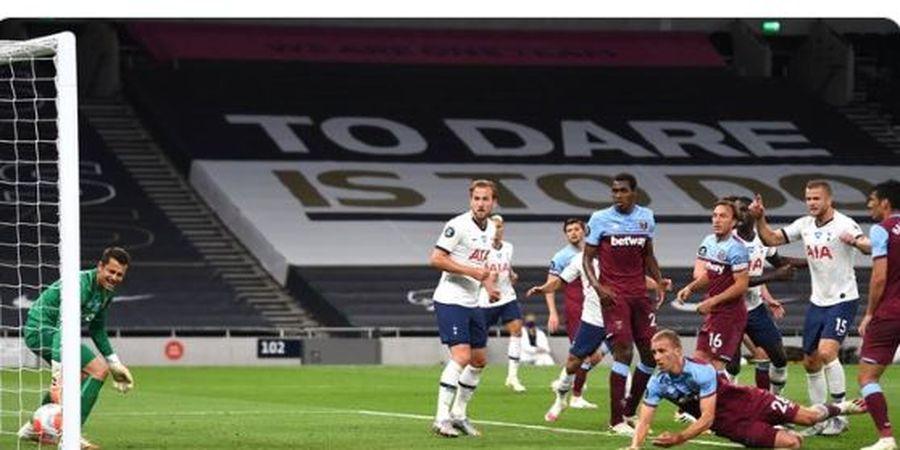 Hasil Liga Inggris - Pasukan Mourinho Tempel Man United Berkat Gol Bunuh Diri Horor