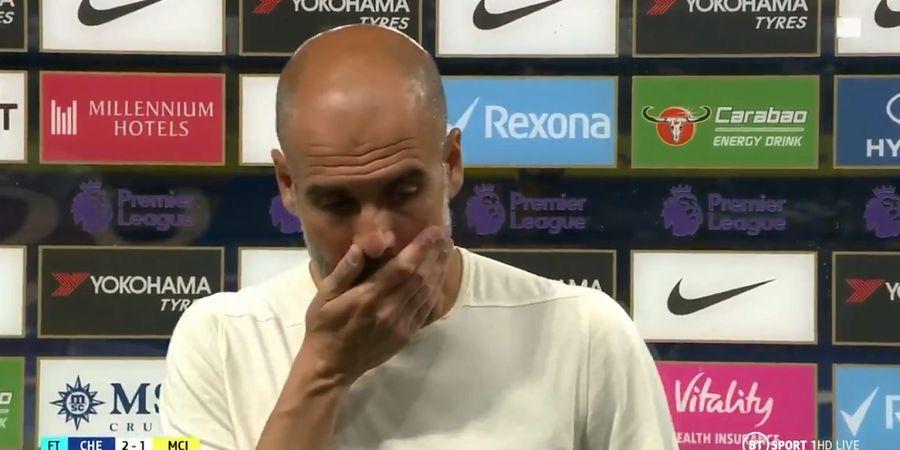 Reaksi Pep Guardiola atas Gelar Juara Liverpool Musim Ini