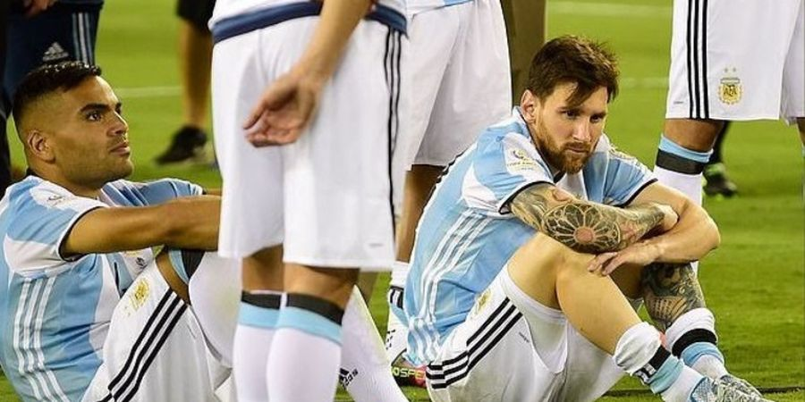 On This Day - Hari Sial Messi, Gagal Penalti dan Nangis Seperti Bocah