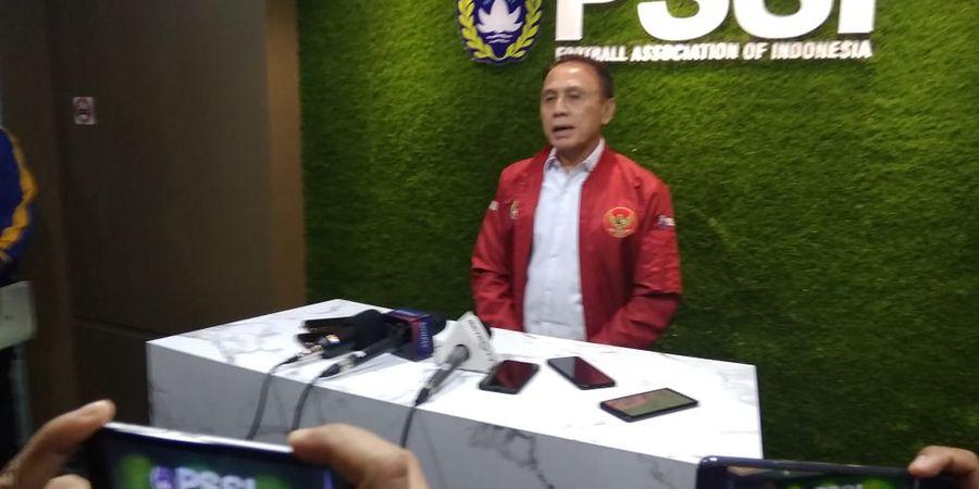 SK Lanjutan Liga 1 belum Rampung, PSSI Siapkan Formula yang Terbaik
