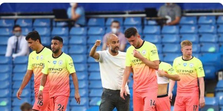 Man City Lakukan Persiapan yang Tak Biasa untuk Sambut Liga Champions