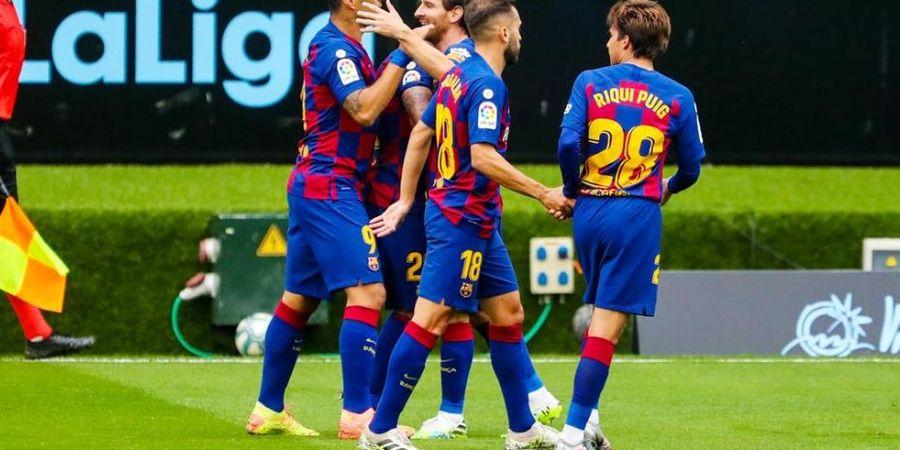 Terancam Gagal Juara, Pemain Barcelona Berkonflik dengan Pelatih Sendiri