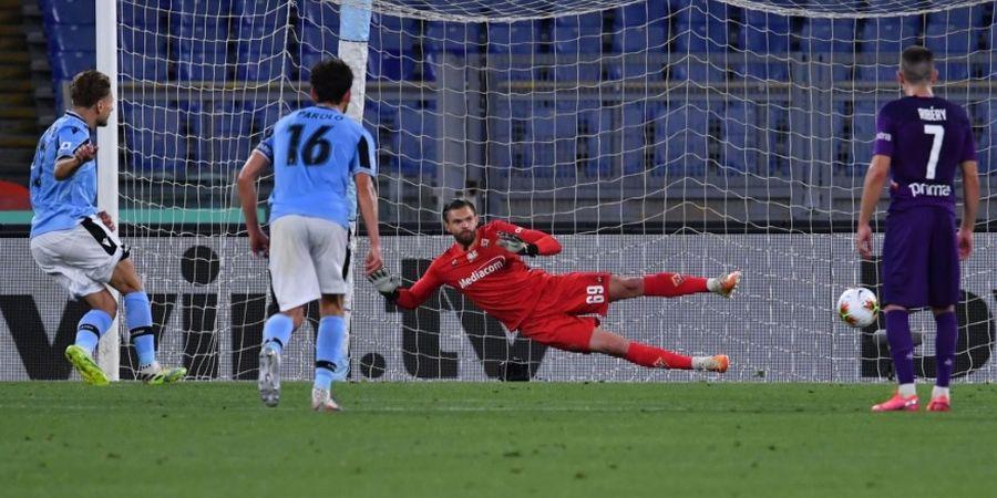 Hasil Lengkap dan Klasemen Liga Italia - Menang Comeback, Lazio Kembali Buntuti Juventus