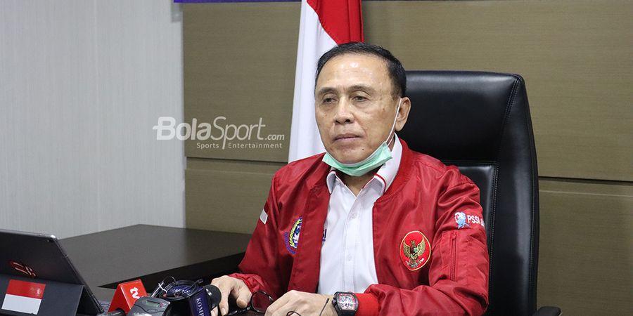 Apresiasi Ketum PSSI untuk Timnas U-16 Indonesia yang Langsungkan TC