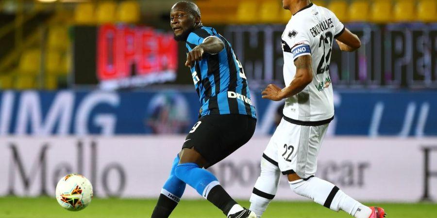 Hasil Liga Italia - Diwarnai Dua Kartu Merah dan Comeback, Inter Milan Raup 3 Poin