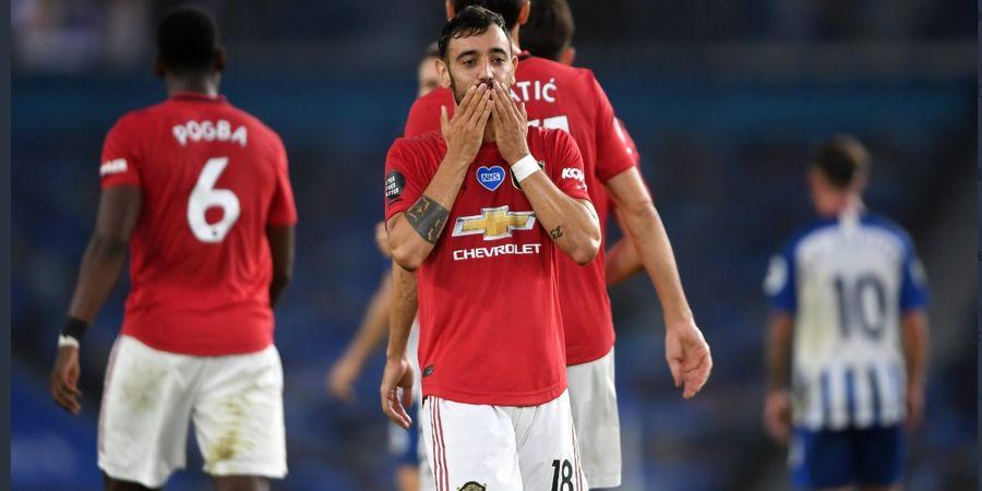 Tak Rekrut Bruno Fernandes Sejak Awal adalah Kesalahan Manchester United