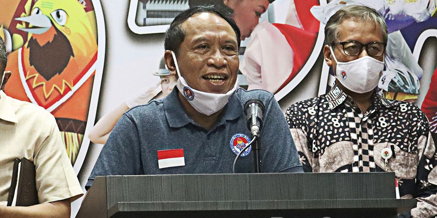 Piala Dunia U-20 2021 - Ada Pembagian Tugas, Kemenpora Berharap PSSI Bisa Fokus Persiapkan Timnas Indonesia