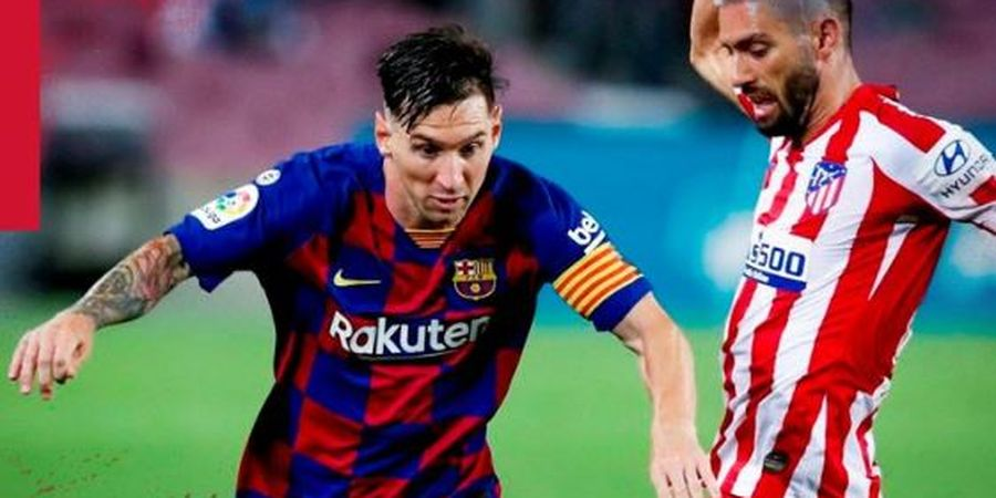 Legenda Real Madrid Lebih Suka Tonton Barcelona karena Lionel Messi