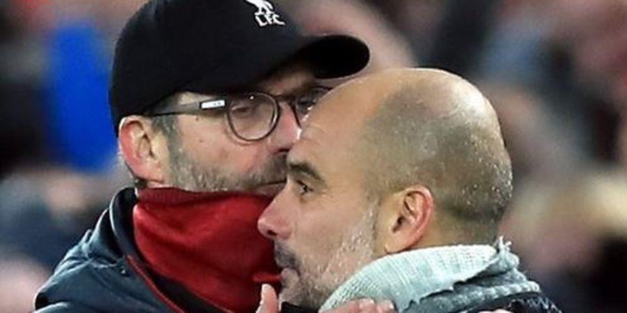 Liverpool-nya Juergen Klopp adalah Lawan Terberat Bagi Pep Guardiola