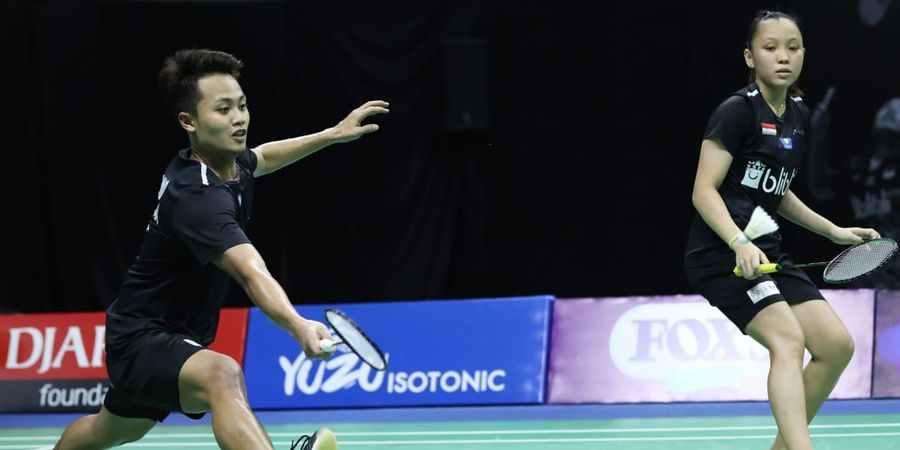Hasil PBSI Home Tournament -  Akbar/Winny Tantang Praveen/Melati pada Laga Final