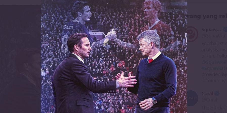 Karena Satu Faktor, Man United dan Chelsea Sulit Juara Liga Inggris