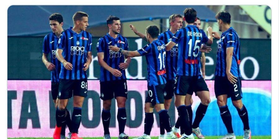 Musim Atalanta Selesai, Cetak 116 Gol Tanpa Gol dari Pemain Italia
