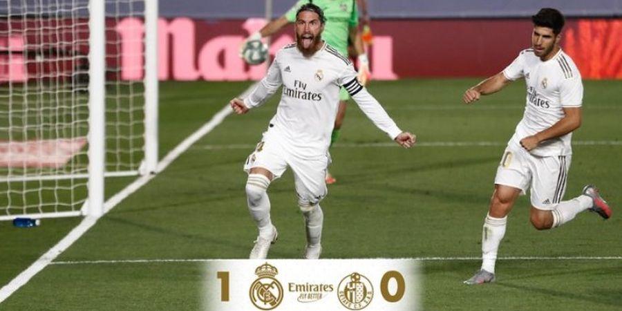 Jadi Tulang Punggung Real Madrid, Sergio Ramos Hasilkan 11 Poin Sendiri