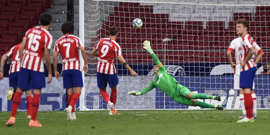 Hasil Liga Spanyol - Diwarnai Brace Alvaro Morata, Atletico Madrid Benamkan Mallorca