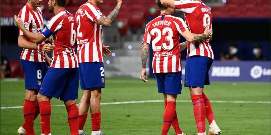 Hasil dan Klasemen Liga Spanyol - Hajar Mallorca, Atletico Mantapkan Posisi Ketiga