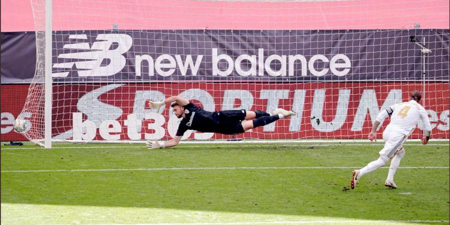 Hasil Lengkap dan Klasemen Liga Spanyol Pekan 34, Real Madrid Kembali Menang Berkat Penalti Sergio Ramos