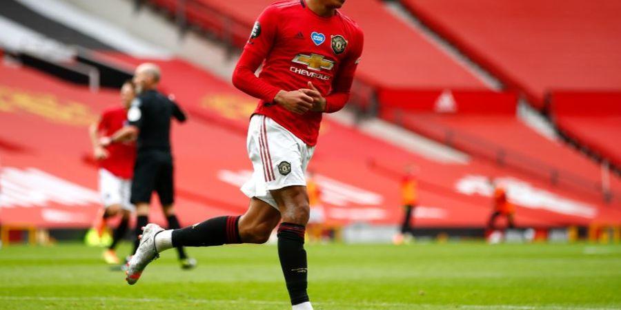 Bukan Wayne Rooney, Greenwood Dinilai Lebih Mirip 1 Legenda Man United Ini