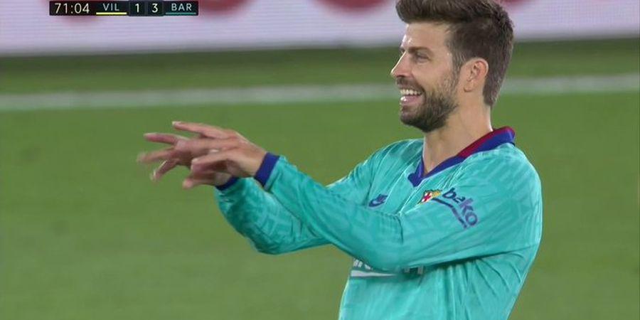 Absen Hampir 3 Bulan, Gerard Pique Masuk Skuad Barcelona Vs PSG