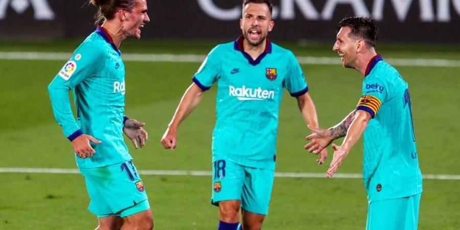Layak Disebut Alien! Messi Capai Statistik Fantastis Lagi Musim ini