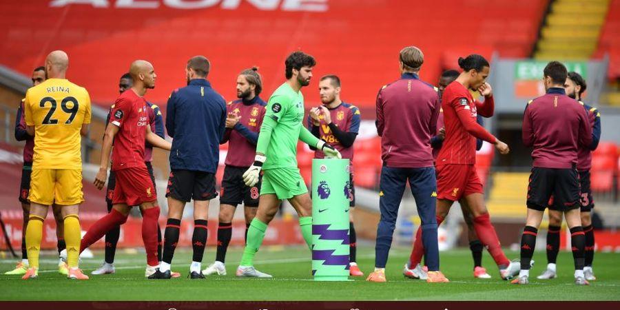 Soal Guard of Honour untuk Liverpool, Aston Villa Lebih Niat daripada Man City