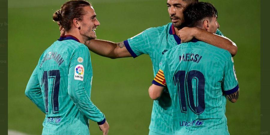 Ayo Move-on Barcelona, Griezmann Kini Sudah Setara dengan Neymar