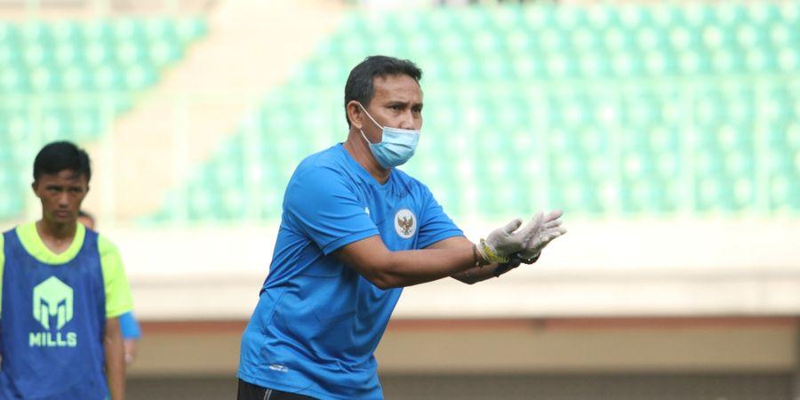 Ingin Covid-19 Hilang, Pelatih Timnas U-16 Indonesia Berharap Bisa Gelar Uji Coba Internasional