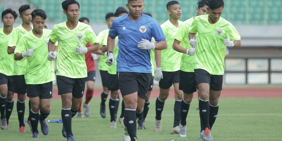 Timnas U-16 Indonesia Ingin Beruji Coba, 3 Tim Kuat Jadi Kandidat Lawannya