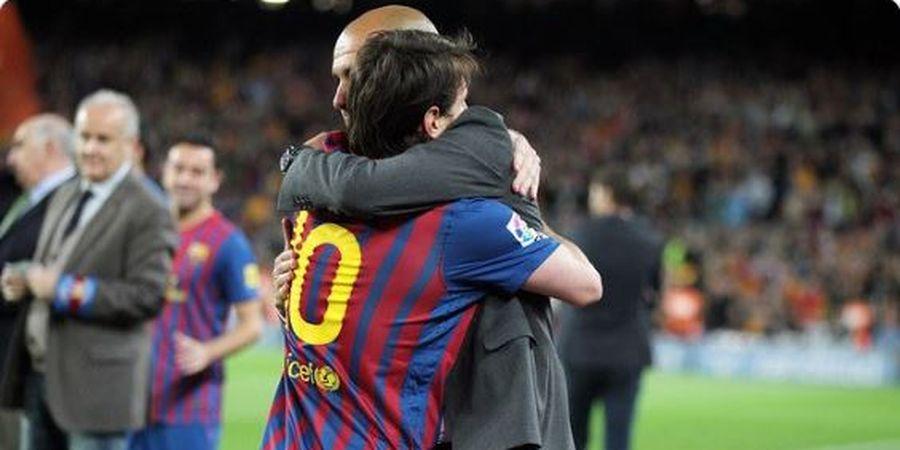 Soal Peluang Lionel Messi Gabung Man City, Pep Guardiola Beri Jawaban Terbaru