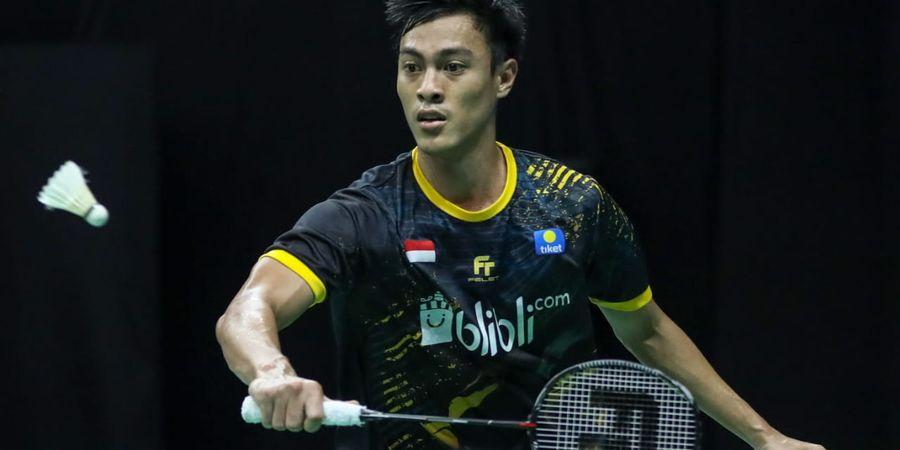Hasil Undian Wakil Indonesia pada Swiss Open 2021 - Shesar Jadi Harapan Tunggal Putra