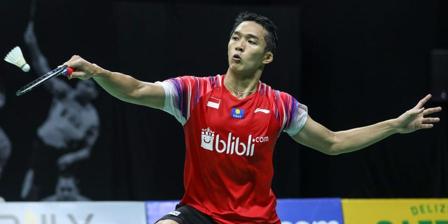 Rekap PBSI Home Tournament - Anthony dan Jonatan Melaju ke Perempat Final