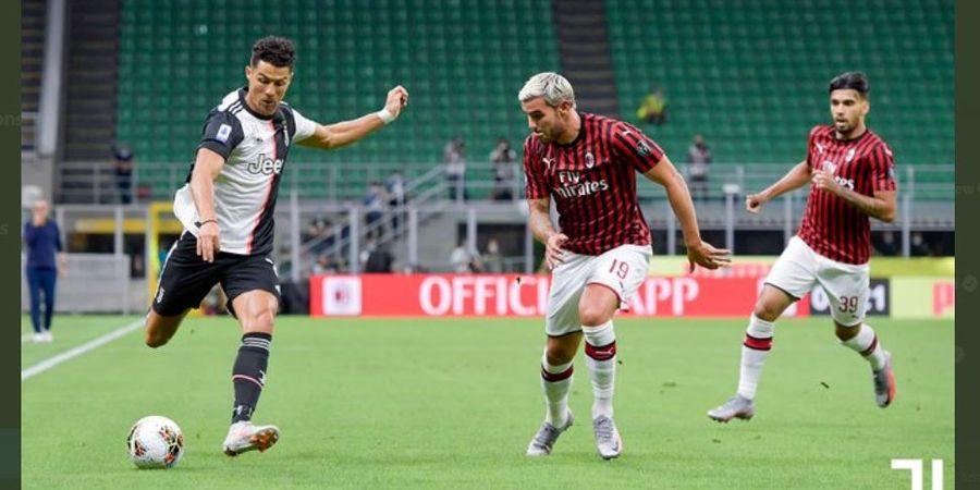 VIDEO - Blunder Ronaldo Malah Sempurnakan Kebangkitan AC Milan