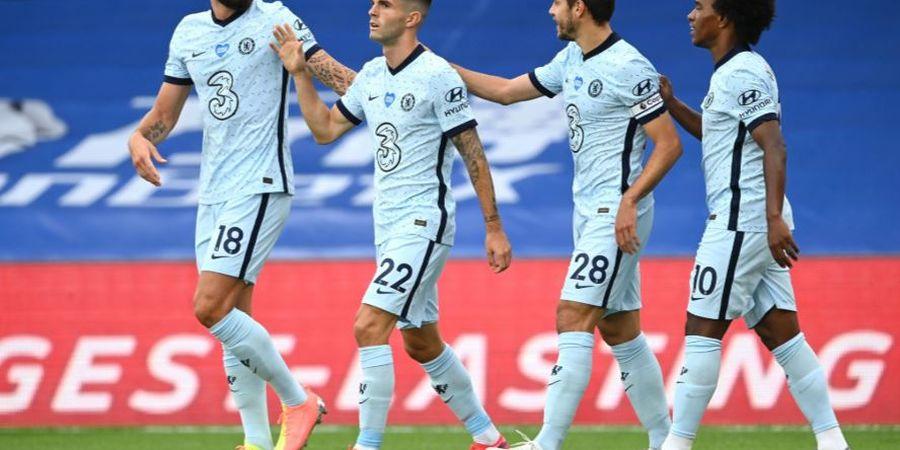 Hasil dan Klasemen Liga Inggris - Leicester City Imbang, Chelsea Ambil Alih 3 Besar