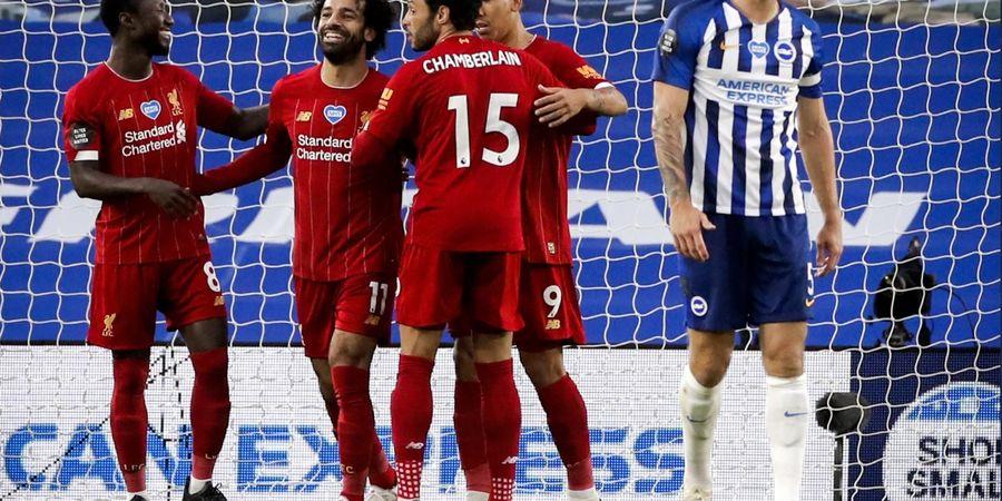 Liverpool Siap Bantu Mohamed Salah Sabet Gelar Sepatu Emas Liga Inggris