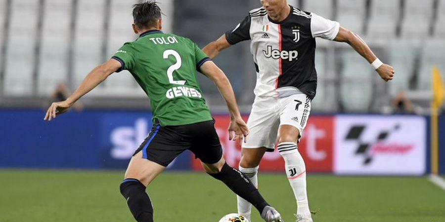 VIDEO - Nyaris Ditumbangkan Atalanta, Juventus Selamat Berkat Penalti Cristiano Ronaldo