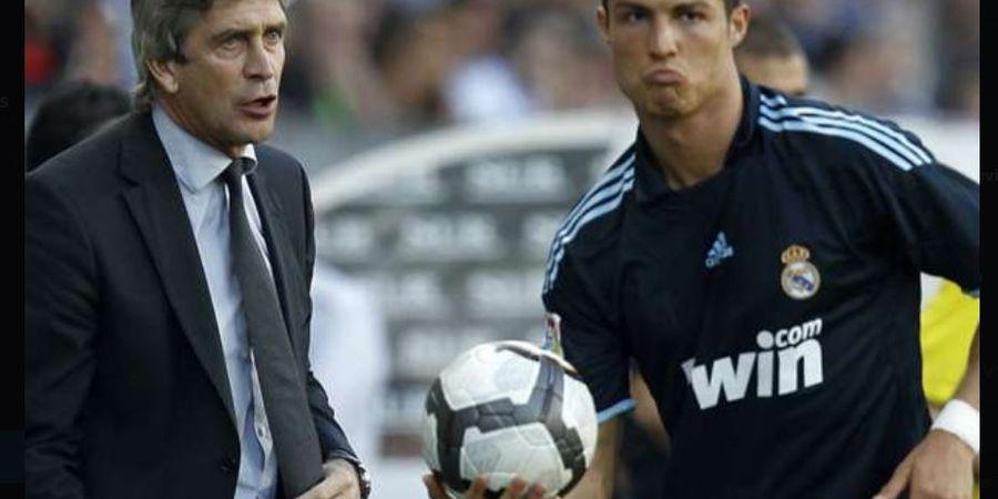 Melihat Kembali Interview Kocak Cristiano Ronaldo saat di MU