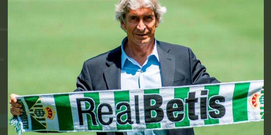 Pelatih Pertama Ronaldo di Madrid, Manuel Pellegrini Resmi Diperkenalkan Real Betis