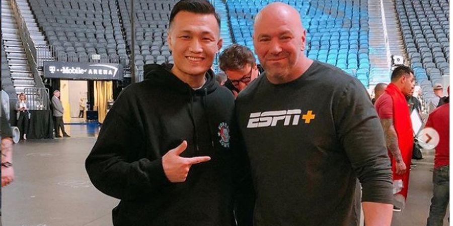 Bos UFC Sebut 4 Pertarungan yang Paling Ditunggunya Saat Ini