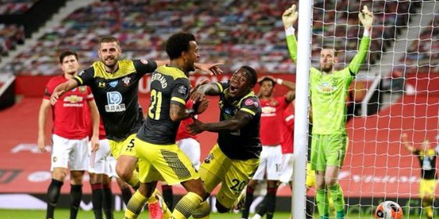 Hasil dan Klasemen Liga Inggris - Main Sampai Menit 100, Man United Kebobolan Terlama