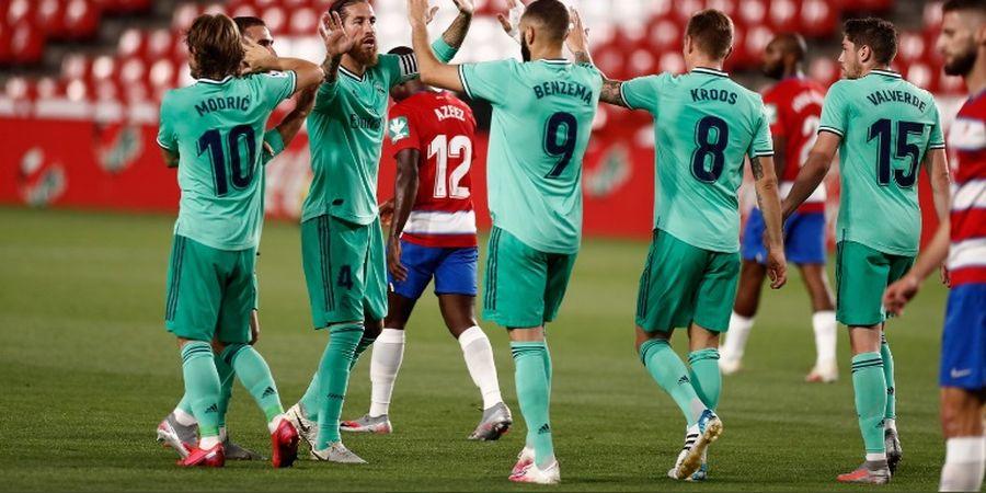 Jadwal Liga Spanyol - Hari Ini Real Madrid Bisa Juara